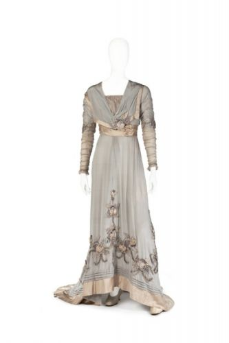 Fashionsfromhistory: Dress 1900s Hallwylska museet