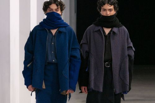 Sulvam FW19 Continues Pushing the Boundaries of Patternmaking