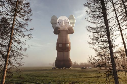 KAWS:HOLIDAY Brings Its Hot-Air Balloon World Tour to the United Kingdom