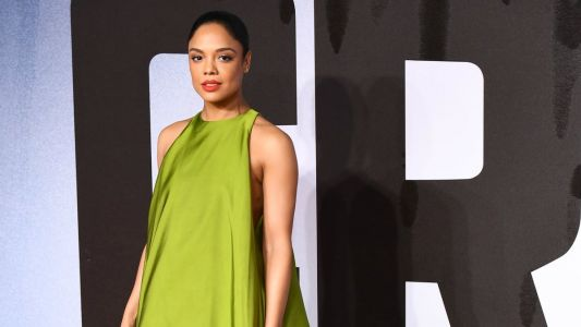 Great Outfits in Fashion History: Tessa Thompson in Voluminous Valentino