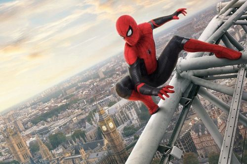 New 'Spider-Man: Far From Home' Posters Show Him in London, Venice & Berlin