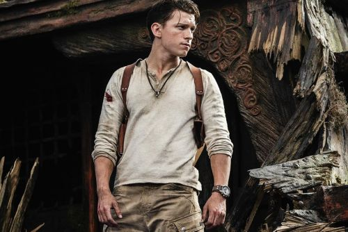 First Look at Tom Holland as Nathan Drake in 'Uncharted' Live-Action Film Surfaces