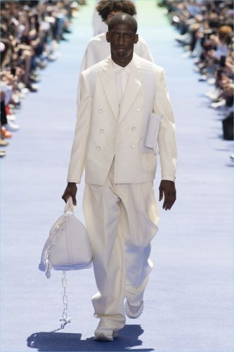 Virgil Abloh Makes Louis Vuitton Debut with Spring '19 Collection
