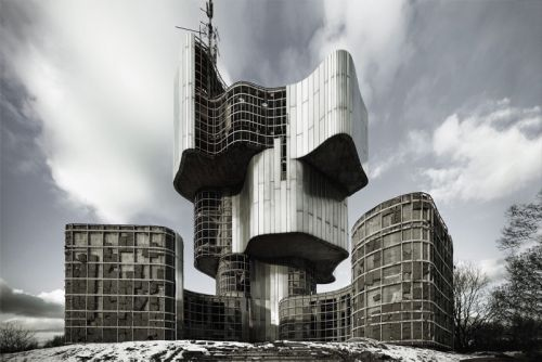 "MoMA Spotlights Yugoslavian Modernist Architecture in ""Toward a Concrete Utopia"""