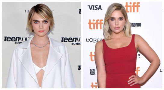Cara Delevingne And Rumored Girlfriend Ashley Benson Party The Night Away In London