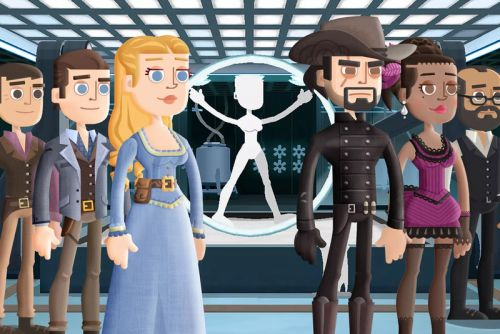 Bethesda Sues Warner Bros. & Calls 'Westworld' Game Rip-Off of 'Fallout Shelter'
