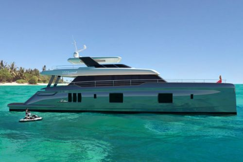 Sunreef Yachts Sells First 100 Power Catamaran; Joins 110ft, 49M Models
