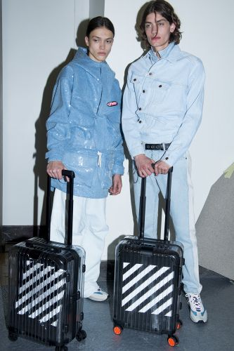 Off-White: Menswear Spring/ Summer 2019