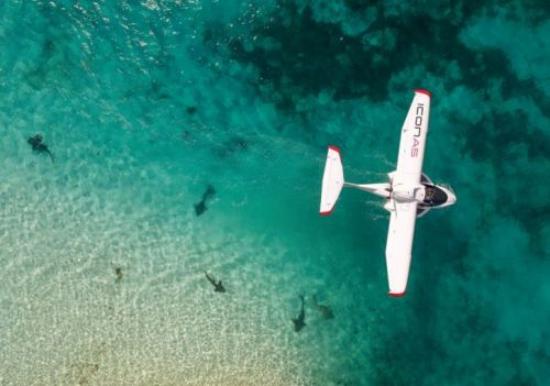 First Flight: Experiencing the Icon A5