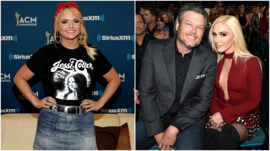 Miranda Lambert Sent Blake Shelton and Gwen Stefani Her Blessing Before Their Cringeworthy Run-In