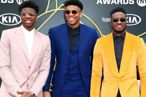 The Antetokounmpo Siblings Become First Brother Trio to All Win NBA Championships