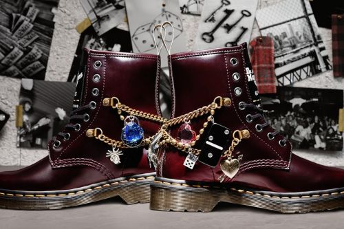 EXCLUSIVE: Marc Jacobs Celebrates DIY Spirit for Dr. Martens 1460 Remastered Release