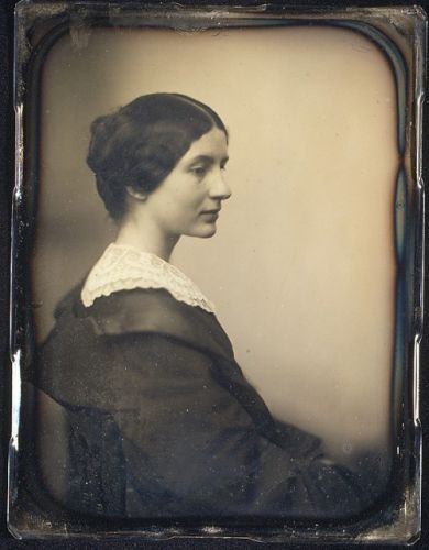 Mrs. Annie Fields by Southworth & Hawes, 1861