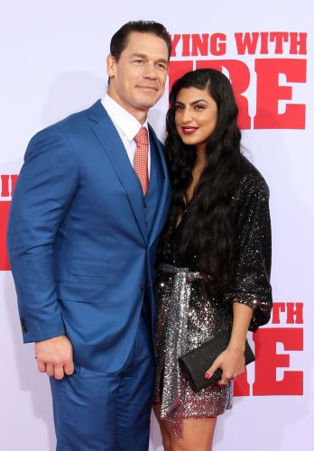 John Cena's Quotes About Love and Girlfriend Shay Shariatzadeh Are Seriously the Cutest