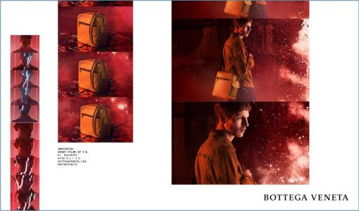 Intuition: Tim Schuhmacher Stars in Bottega Veneta Fall '18 Campaign