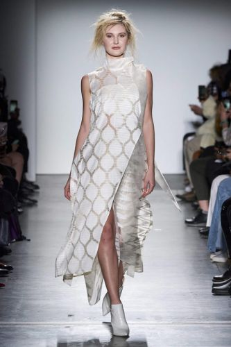 CAAFD Selected Designers Received Rave Reviews During New York Fashion Week Fall/Winter 2020 Showcase