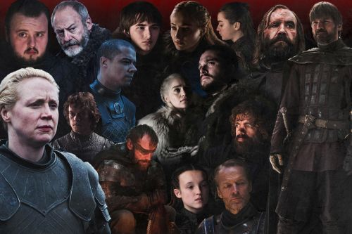Relive the top 10 best 'Game of Thrones' moments before the finale