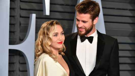 Those Photos Of Miley Cyrus Kissing Kaitlynn Carter Really Affected Liam Hemsworth