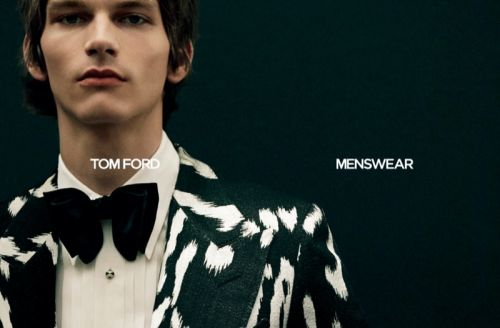 Erik, Elias + More Star in Tom Ford Fall '20 Campaign