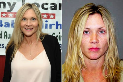 'Melrose Place' star Amy Locane going back to prison for 2010 DWI crash