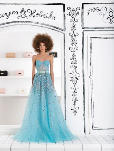 Shine brighter in GEORGES HOBEIKA Ready-to-Wear SoulOfSeoul