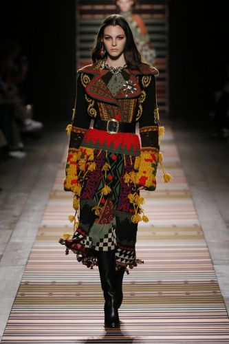 Etro Fall 2018: Milan Fashion Week