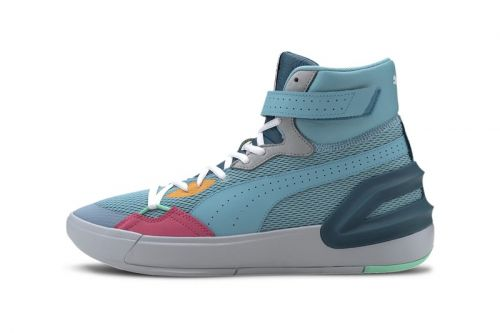 """PUMA Hoops' Latest Sky Modern Colorway Takes Note of """"Easter"""" Festivities"""