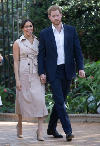 Duchess Meghan Had a Good Reason for Not Joining Prince Harry on His Travels During Their Royal Tour