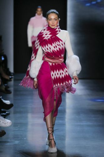 Prabal Gurung Fall 2018: New York Fashion Week