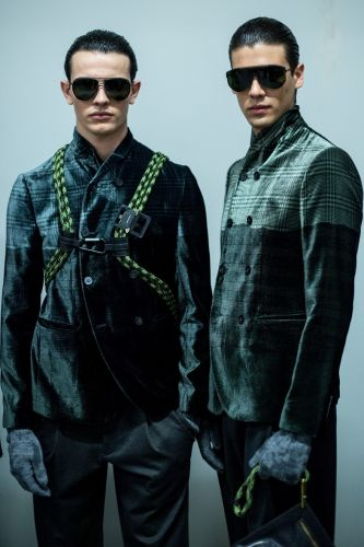 Emporio Armani to Host Coed Runway Show in September