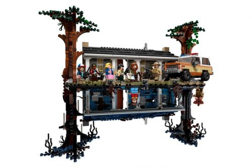 LEGO Rebuilds the Upside Down With New 'Stranger Things' Set