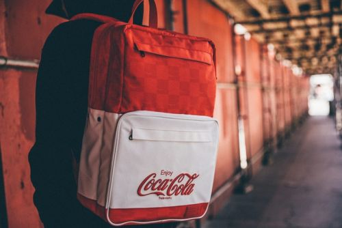 HEX and Coca-Cola Team Up For Limited Edition Sneaker Bag Collection
