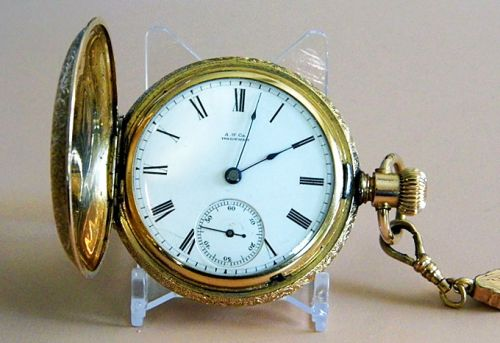 How to value your Waltham pocket watch