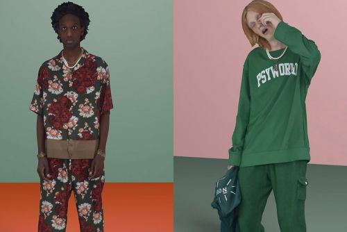"""UNDERCOVER's """"2020""""-Inspired SS21 Collection Is Fully Rendered in 3D"""