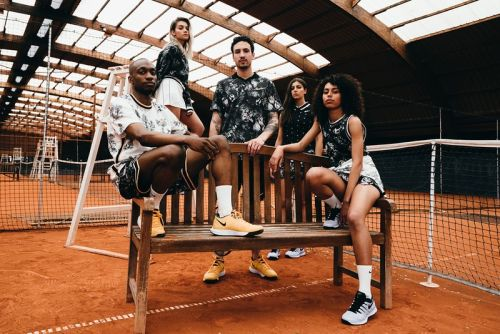 NikeCourt Heads to Paris for Latest Tennis Apparel Collection