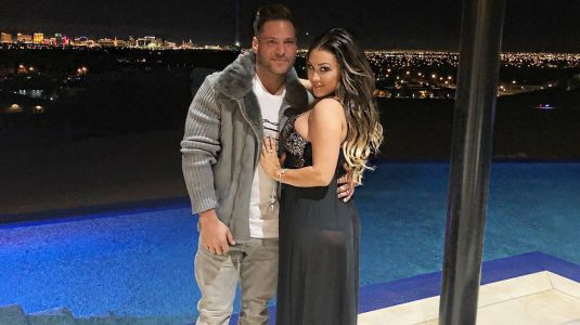 Ronnie Magro's Girlfriend Welcomes Baby No. 1 - It's a Girl!