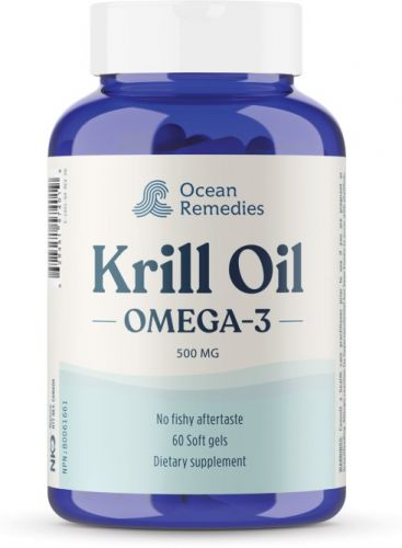 All About Krill Oil