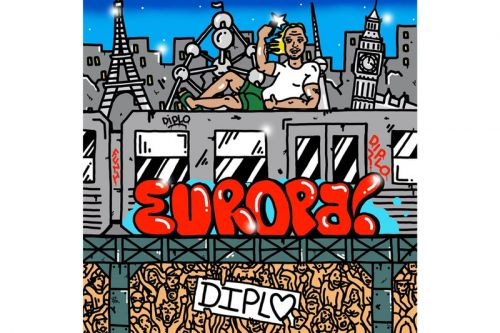 Diplo Delivers Catchy Track Filled EP, 'Europa'