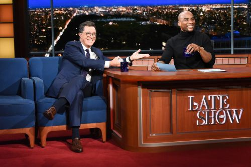 Charlamagne tha God gets Comedy Central late-night talk show
