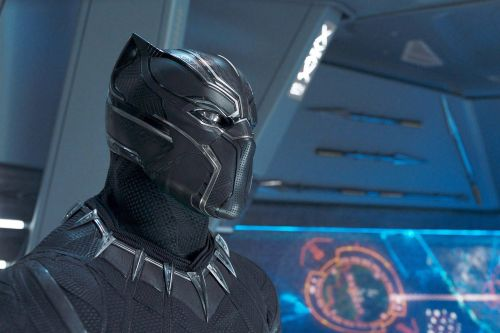Black Panther breaks another box office record