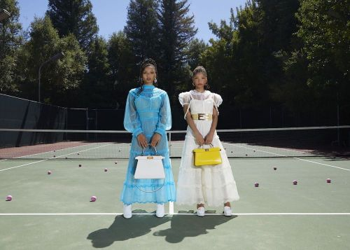 Sisters Are Doin' It for Themselves: Chloe X Halle Star In The Fendi 'Me and My Peekaboo' Series