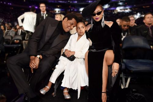 Blue Ivy Carter Makes $19,000 USD Bid for Art at Auction