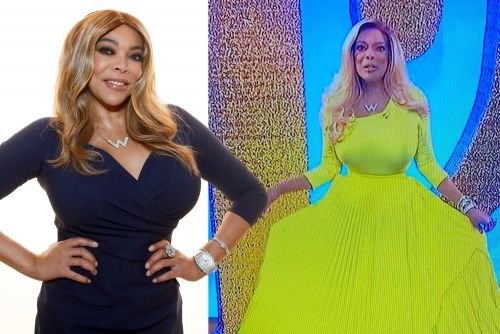 Wendy Williams shows off 25-pound weight loss during show's premiere