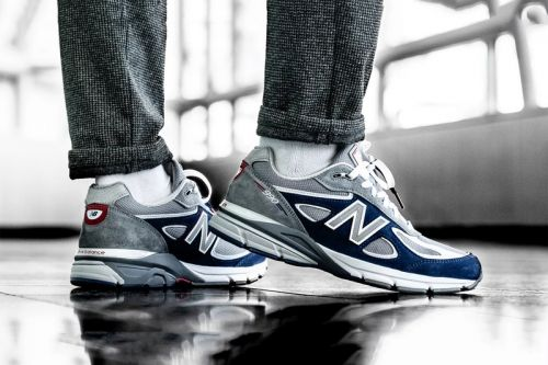 DTLR & Villa Unveil an Exclusive New Balance 990 for Memorial Day