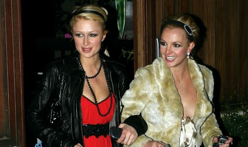 "Paris Hilton Shades Lindsay Lohan, Says She ""Wasn't Invited"" to Her Epic Girls' Night With Britney"