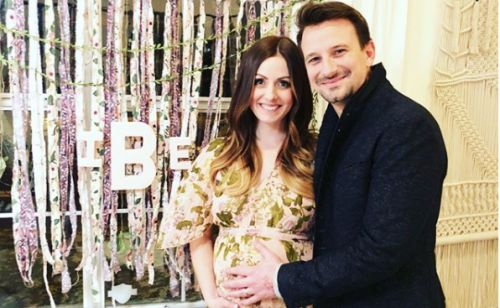 'BiP' Stars Carly Waddell and Evan Bass Reveal Their Baby Girl's Name One Month Before Due Date!