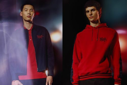 Celebrate Chinese New Year With The Dior x Stussy Year of the Ox Capsule