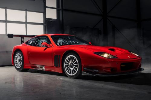 One-Off Ferrari 575GTCStradale Is a Race Car for the Road