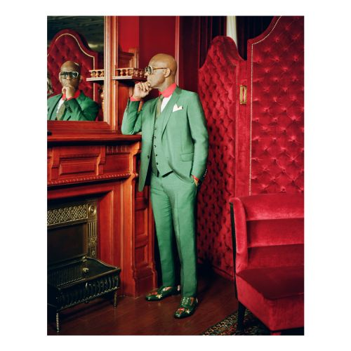 With The Help Of Gucci, Dapper Dan Has Made A Triumphant Return To Harlem