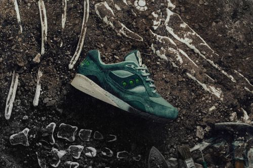 "Feature Links up with Saucony for ""Living Fossil"" Shadow 6000"